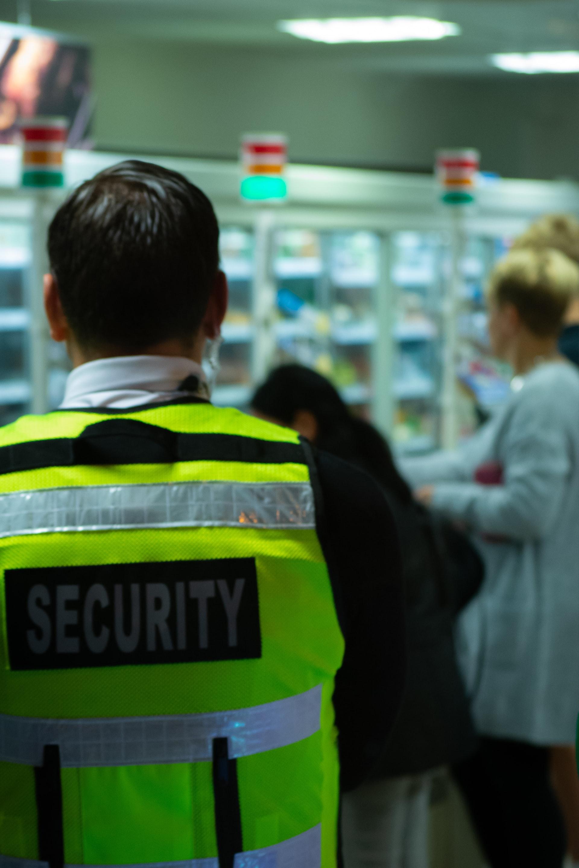 Tipe Penjaga Keamanan Pribadi